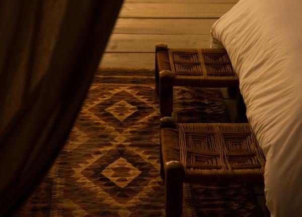 pied de lit